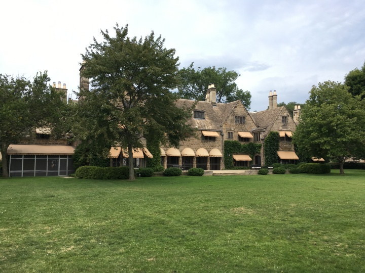 The Edsel & Eleanor Ford House,MI
