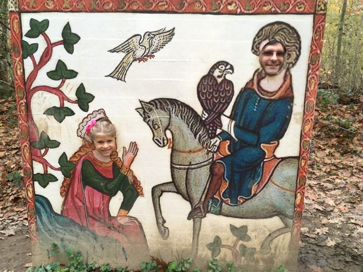 Medieval History Alive: Guédelon,France